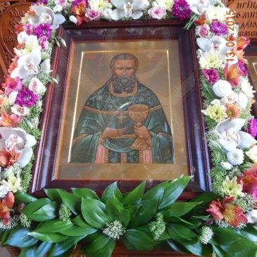 01 ноября — день рождения святого праведного Иоанна Кронштадтского и день памяти перенесения мощей его небесного покровителя преподобного Иоанна Рыльского