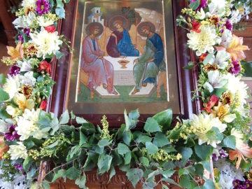 Праздник Пятидесятницы — День Святой Троицы