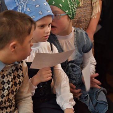Дети из Детского дома посетили храм св. прав. Иоанна Кронштадтского на Кронштадтской площади