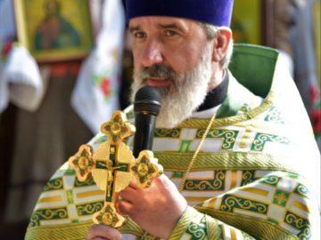 Община храма святого праведного Иоанна Кронштадтского отмечает свой престольный праздник