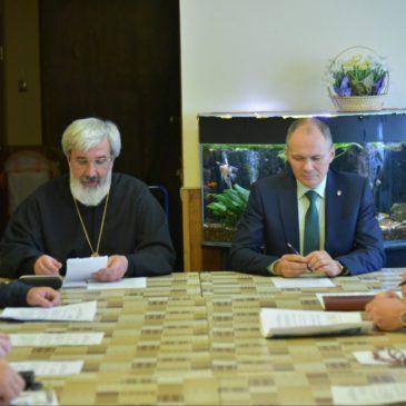 Заседание районного Совета по межнациональным отношениям прошло в Красносельском благочинии.