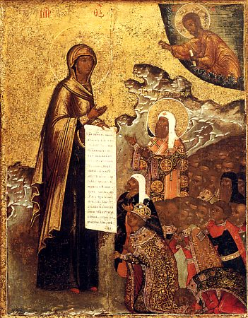 Неделя 5-я по Пятидесятнице. Празднование Боголюбской иконы Божией Матери