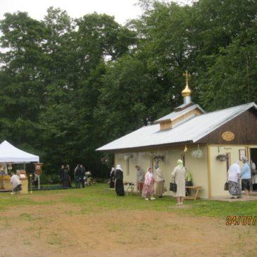 Храм святой равноапостольной княгини Российской Ольги в Дудергофе