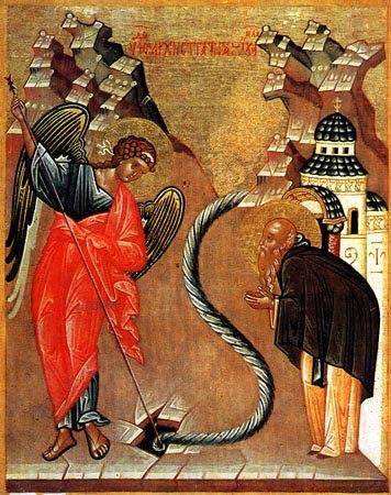 19 сентября. Воспоминание чуда Архистратига Михаила, бывшего в Хо́нех (Коло́ссах)