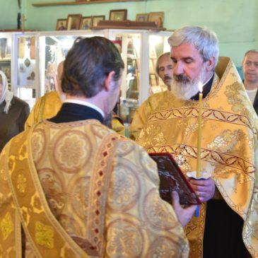 Престольный праздник в храме святого благоверного великого князя Александра Невского в Красном Селе