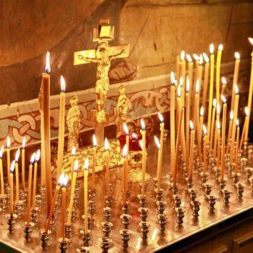 Димитриевская родительская суббота – ближайшая суббота перед днем памяти святого великомученика Димитрия Солунского (26 октября / 8 ноября)