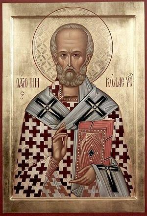 19 декабря — день памяти святителя Николая, архиепископа Мир Ликийских, чудотворца