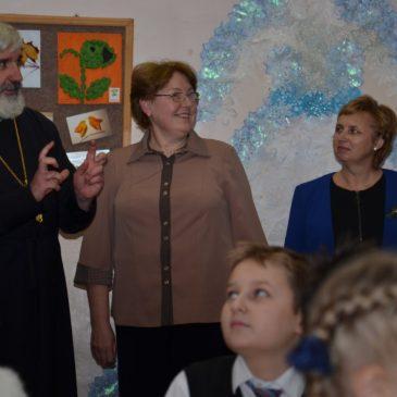 В Красносельском благочинии прошли детские Рождественские образовательные чтения