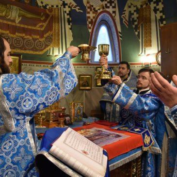 Проповедь студента Санкт-Петербургской Духовной семинарии Николая Кадура