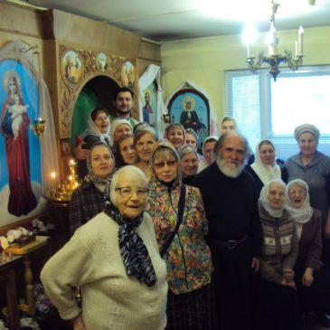 Посещение Центра социального обслуживания населения Красносельского района