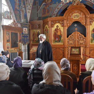 Вручение аттестационных сертификатов свечницам храмов Красносельского благочиния