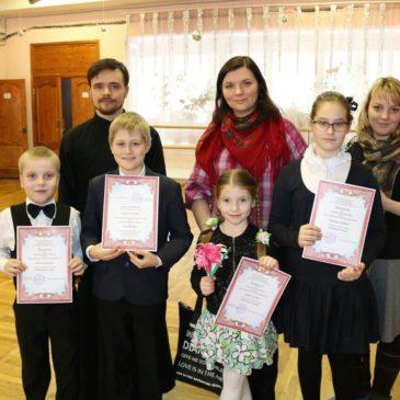 В Красносельском благочинническом округе состоялся благочиннический этап епархиального детского конкурса чтецов «Пасхальное слово»