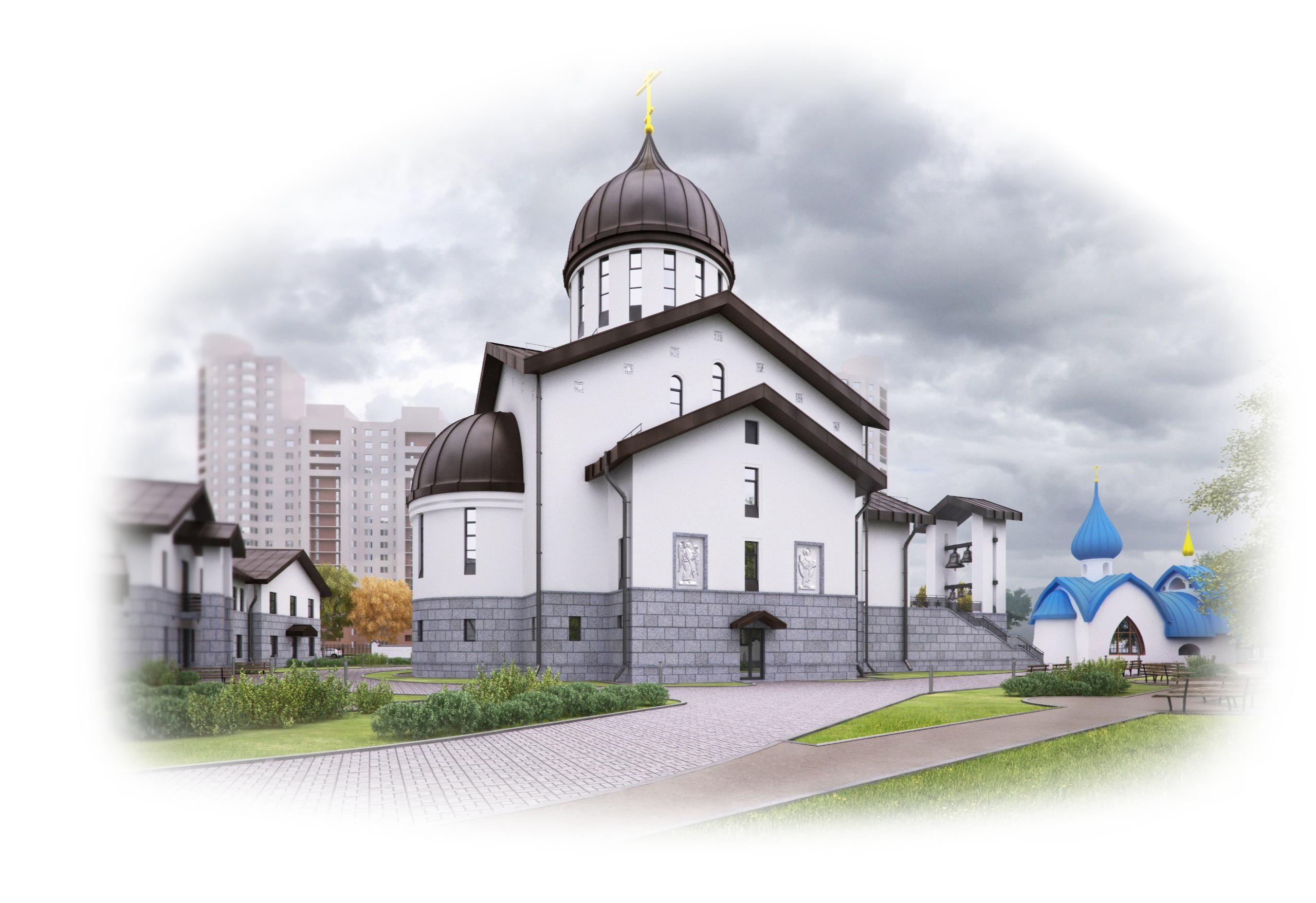 Храмовый комплекс святого праведного Иоанна Кронштадтского на Кронштадтской площади