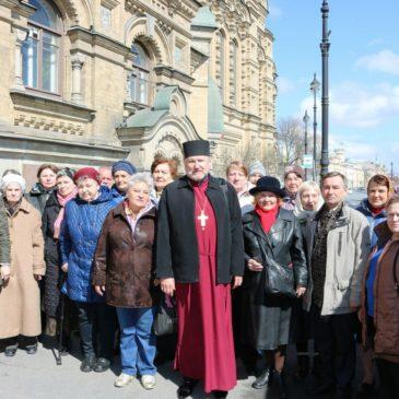 Состоялась паломническая поездка Общества инвалидов Красносельского района