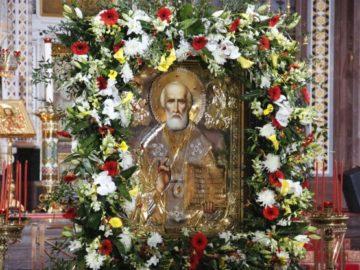 22 мая — Перенесение мощей святителя и чудотворца Николая из Мир Ликийских в Бари (1087)