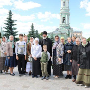 Паломническая поездка в Введенский ставропигиальный мужской монастырь Оптина Пустынь
