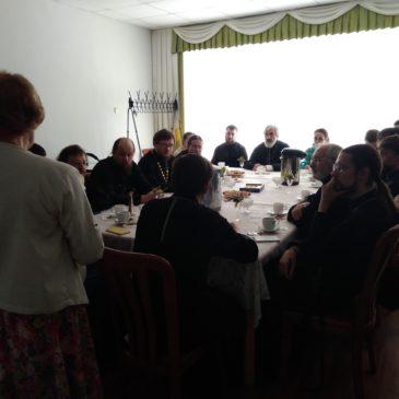 В Отделении социальной реабилитации «Маленькая мама» состоялся семинар «В защиту жизни»