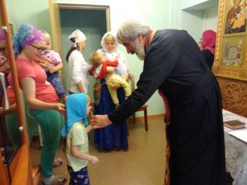 Праздник святых Петра и Февронии в «Маленькой маме»