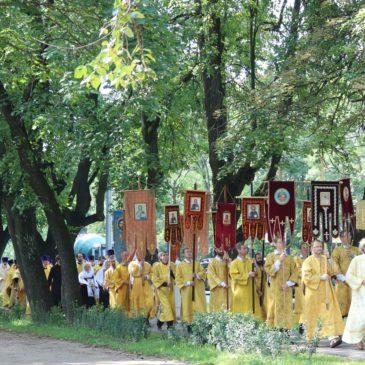 В Красносельском благочинии состоялось празднование 1030-летия Крещения Руси