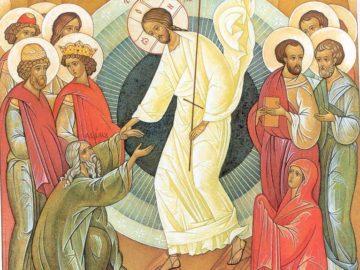 Воскресная проповедь настоятеля нашего храма протоиерея Михаила Подолея