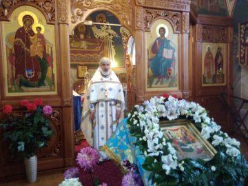 Слово настоятеля храма протоиерея Михаила Подолея в Праздник Рождества Пресвятой Богородицы