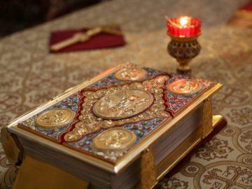 Проповедь настоятеля храма на евангельское чтение в Неделю 16-ю по Пятидесятнице