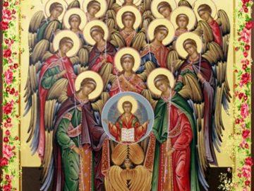 Приглашаем на вечер «Ангельский день», который состоится 25 ноября